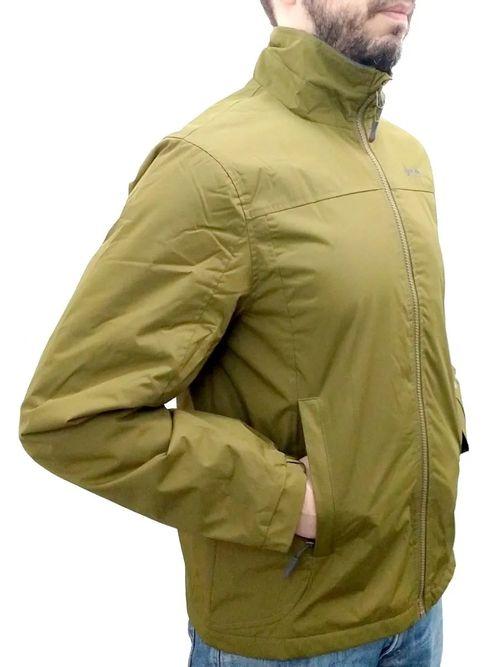 Campera Nexxt Impermeable Buckhorn Hombre Verde