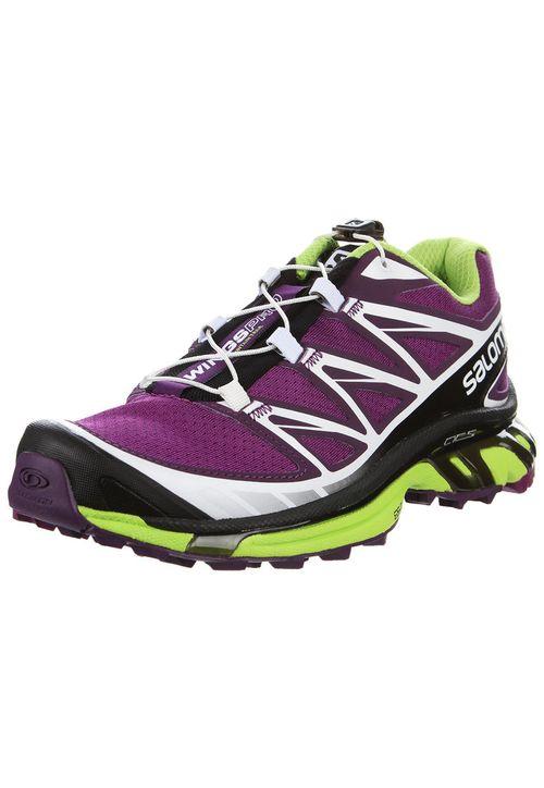 Zapatillas Salomon Wings Pro Mujer Violeta