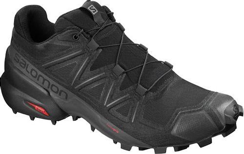 Zapatillas Salomon Speedcross 5 Hombre Negra